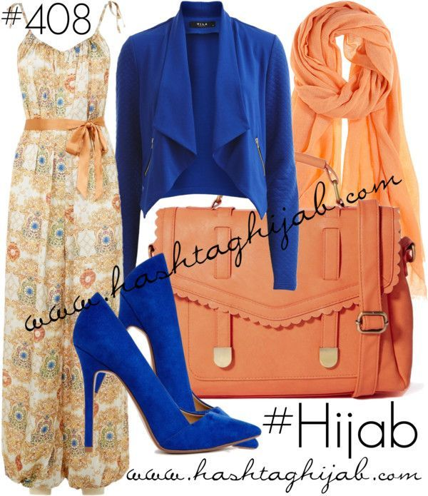 Hijab Fashion 2016/2017: Hashtag Hijab Outfit                                                                                                                                                                                 Plus