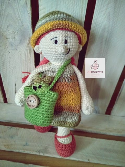 Lala Mimi Jesienna - Ofuniowo Handmade