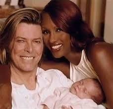 Resultado de imagen para La hija de Iman y Bowie