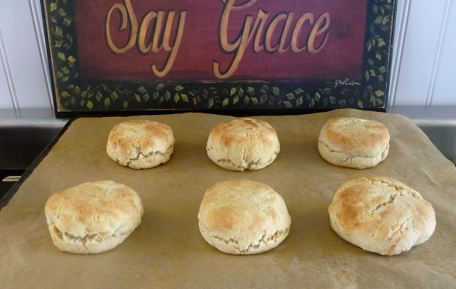 Almond Flour Biscuits (GF) - #1 almond flour biscuit recipe!