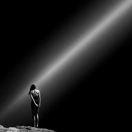 Aloneness.