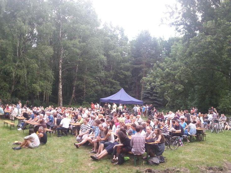 Dziękujemy za obecność na #malebieszczady w @wpkiw Zapraszamy ponownie we wrześniu. Stworzyliście klimat tego miejsca