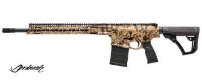"Daniel Defense 02-154-07237-047 Ambush 308 Win/762NATO, 18"" Kryptek Highlander 5Rd, Geissele SSA Trigger for sale at Tombstone Tactical."