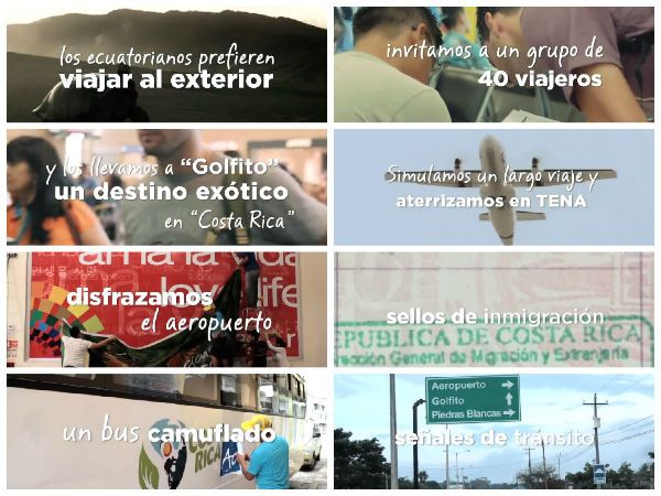 Costa Rica protesta por video turístico de Ecuador - Política - Noticias | El Universo