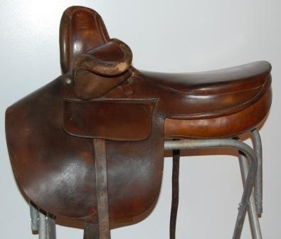 hermes saddles   Hermes side saddle! Rare hunting saddle!