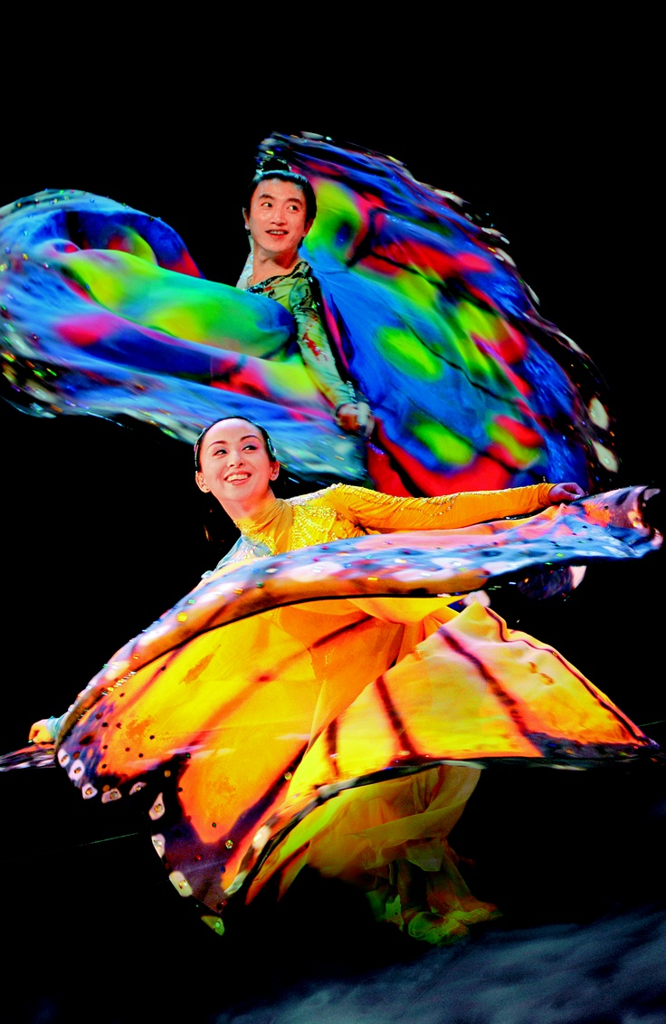 My Dream - The China Disabled People's Performing Arts Troupe