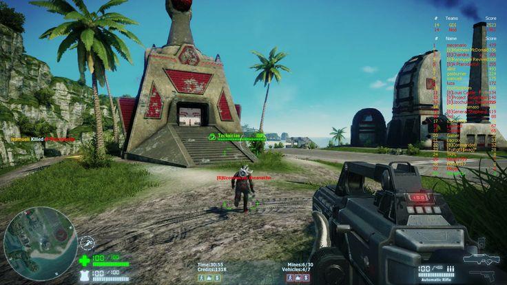 Renegade X - Freeware - Descargar Gratis Juego PC. Download Free Game - Videojuego de disparos Multiplayer en primera y tercera persona, con elementos de estrategia RTS. Sucesor del C&C Renegade.