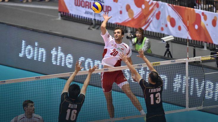Puchar Świata: dziesiąty triumf, Polacy pokonali Japonię, awans na igrzyska na wyciągnięcie ręki