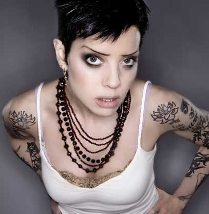 Bif naked and walker the