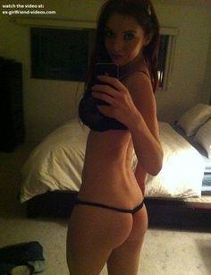 Puta desnuda de la fiesta de Navidad