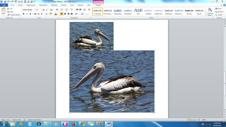 Photo Editing-Joining two Photos together - InfoBarrel Images