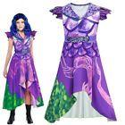 Party City Descendants 3 Dragon Mal Costume Children Dress Wings #Costume