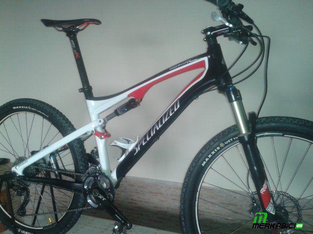 vendo bicicleta specialized epic com de aluminio 26 pulgadas año de diciembre 2011 ... en Épila, Zaragoza