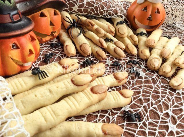 Ricette di pasta per halloween