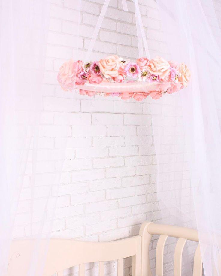 """39 отметок «Нравится», 1 комментариев — 🍭BM-KIDS🍭ДЕТСКИЕ ЦИФРЫ/МОБИЛИ🍭 (@bm_kids_) в Instagram: «⚜️Mobile """"Lee""""⚜️ ⚜️Очаровательное украшение в нежных тонах,прекрасно украсит детскую кроватку…»"""