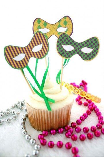 Carnevale: decorazioni fai da te