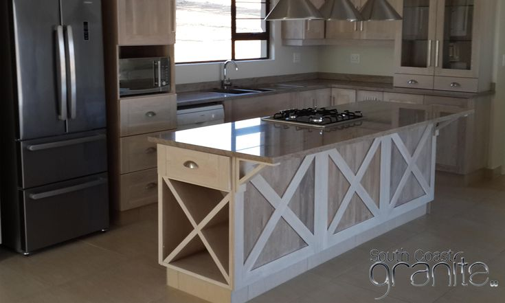 Are you looking to have your kitchen renovated?  If so then look no further than South Coast Granite!  We have some truly stunning kitchens on our website for you to browse through.  Feel free to give us a call to find out more about our designs.  Phone: 039 317 2522  Email: Info@SouthCoastGranite.co.za  Website: www.SouthCoastGranite.co.za  #SouthCoastGranite #Vanities #Bars #Kitchens #Countertops #Fabricator #Ceasarstone #ProQuartz #SigmaQuartz