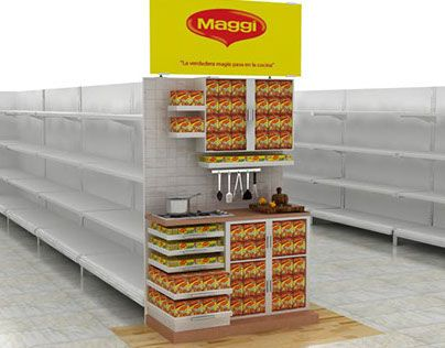 "Check out this @Behance project: ""Maggi Nestle - Exhibidores varios"" https://www.behance.net/gallery/19301339/Maggi-Nestle-Exhibidores-varios"