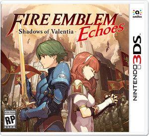 Nintendo Announces Fire Emblem Echoes Game Based on Fire Emblem Gaiden