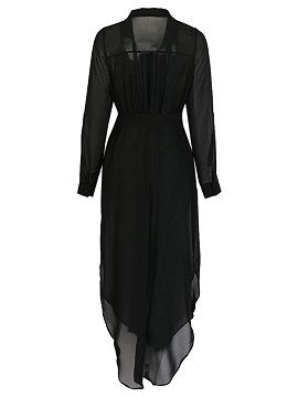 Shop Black Bow Tie Side Split Pocket Wrap Ruched Dress from choies.com .Free shipping Worldwide.$21.9