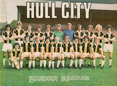 Hull City Tigers, front row second on the left looks like my daddo....