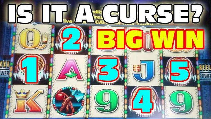 IS THE 5 BONUS SYMBOL CURSE REAL?    BIG WIN #lasvegas #vegas #casino #slots #win #winning #winner