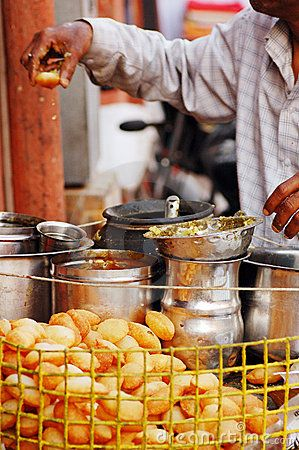 India street food   - Explore the World with Travel Nerd Nici, one Country at a Time. http://TravelNerdNici.com