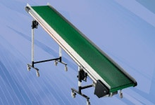 Conveyors For Plastic Processing Plants