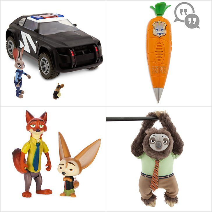 These Are the 21 Zootopia Toys Your Kiddo Needs to Prep For the Movie Release