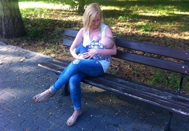 """Walka o karmienie piersią, czyli """"ciocie dobre rady"""".  #Karmienie #Dziecko #Babcia #Lumpsterka"""