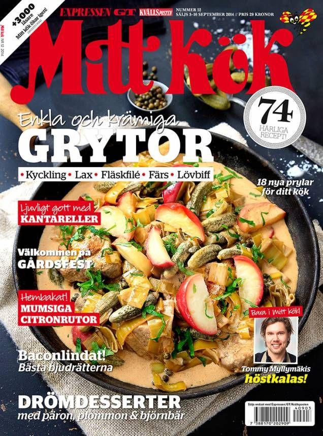 Citronkyckling i långpanna med feta, tomater och oliver - Recept från Mitt kök - Mitt Kök