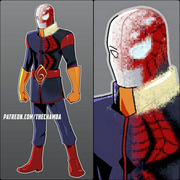 Kamen Rider/Supaida: Chameleon - Jeffrey Cruz
