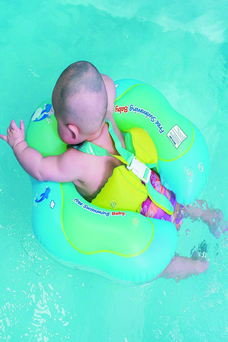 Baby Swimming Float Ring Children Waist Float Ring Inflatable Floats Pool Toys Swimming Pool Baby Swim Float Baby Swimming Swimming Pool Accessories