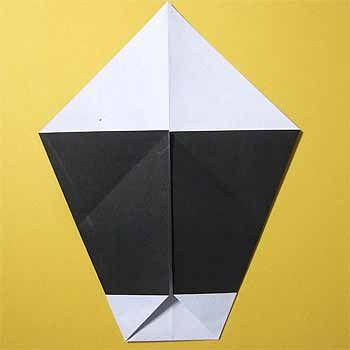 折り紙でハロウィンの魔女とほうきの折り方!簡単かわいい作り方 | セツの折り紙処