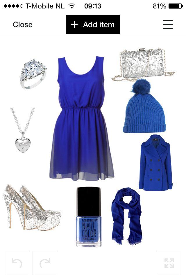 leuke kleding in de kleur blauw :-P