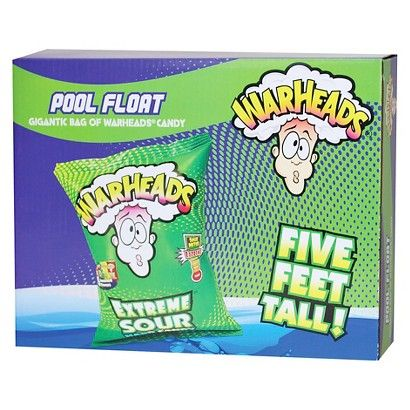 Warheads Pool Pillow
