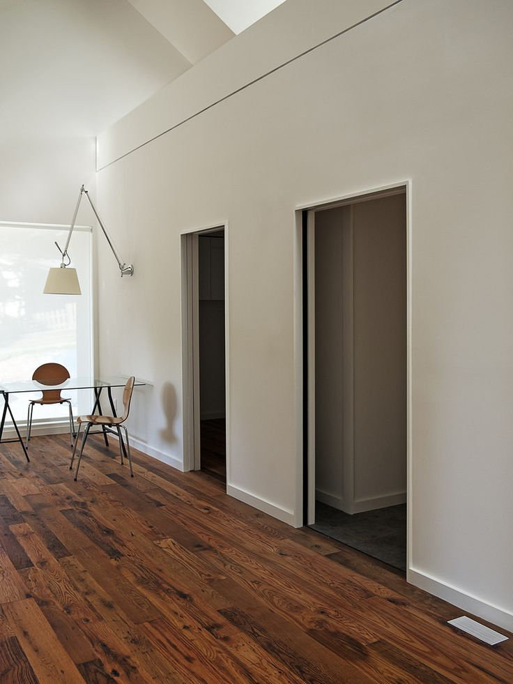 Gallery of a new norris house university of tennessee for Tennessee wood flooring