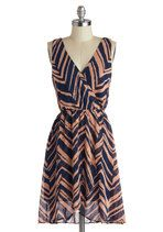 Sunset Safari Dress   Mod Retro Vintage Dresses   ModCloth.com