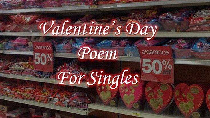 Valentines Day Poem for Singles