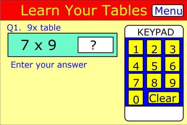learnyourtable