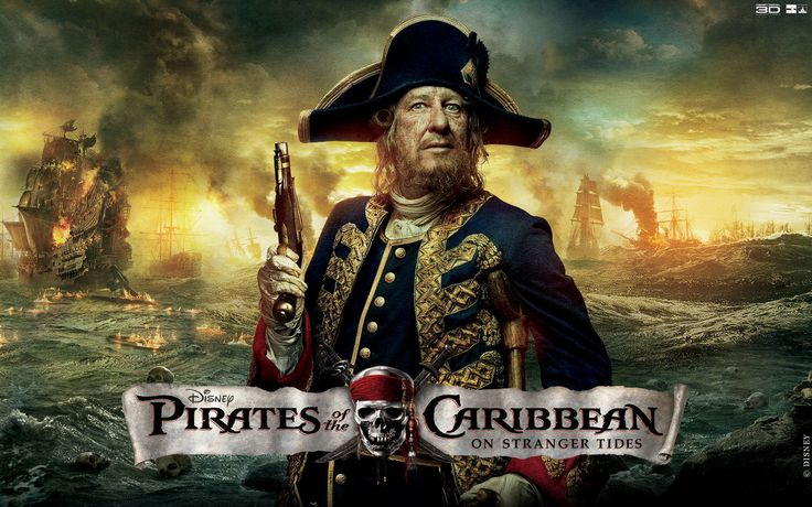 On Stranger Tides - Pirates of the Caribbean Wallpaper (32671247) - Fanpop