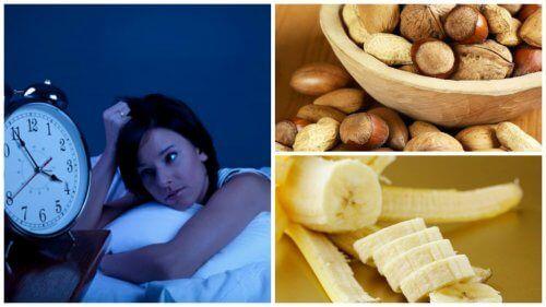 Mit diesen Nahrungsmitteln kannst du Schlaflosigkeit natürlich lindern.