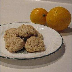 Luscious Lemon Snaps. Reduce sugar, increase salt, reduce oil to 1/2c or even less. Increase lemon rind and juice to make 1C liquid.