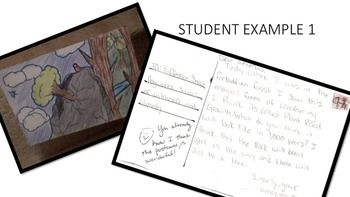 Weathering, Erosion, and Deposition Postcard ReviewThis product contains a powerpoint that reviews the concepts of weathering, erosion, and deposition, (20 examples)  student directions, postcard examples, and a postcard template.  After reviewing the terms, students make a postcard highlighting one term, using a postcard template. $1.00