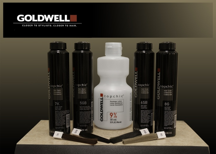 Goldwell Professional Colour