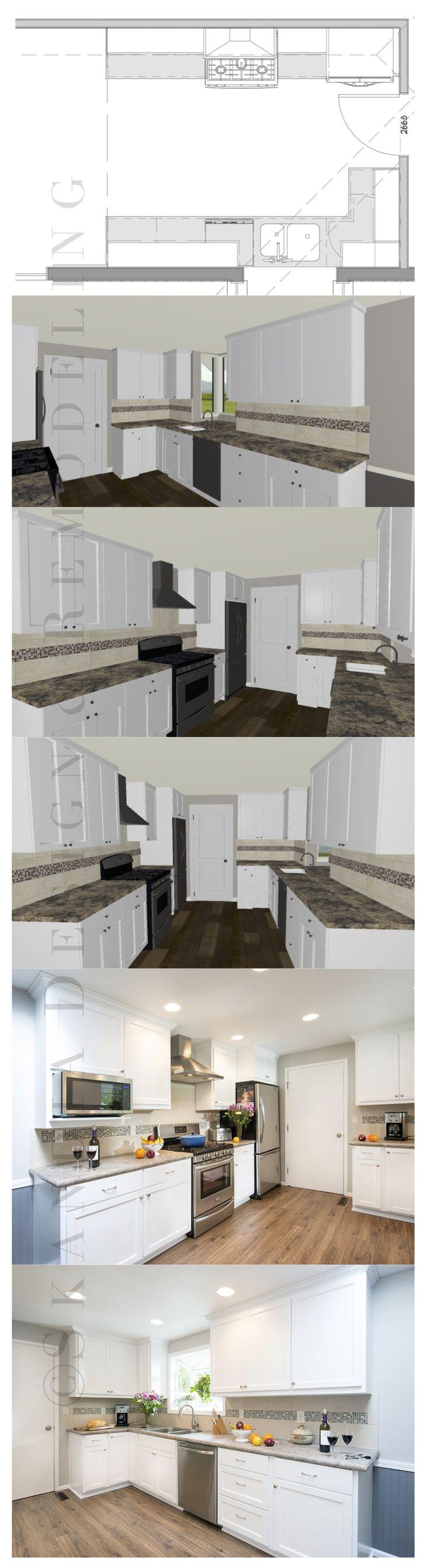 Best 36 Skandia Design & Remodeling Kitchen Renovations images on ...