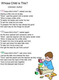 poem for a teacher