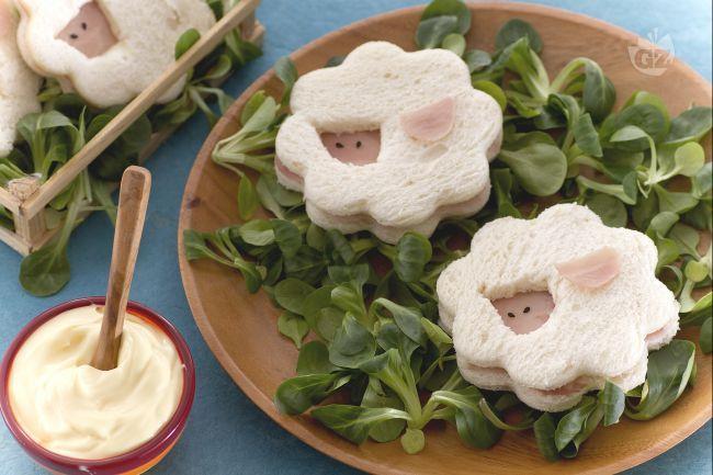Sandwich pecorella