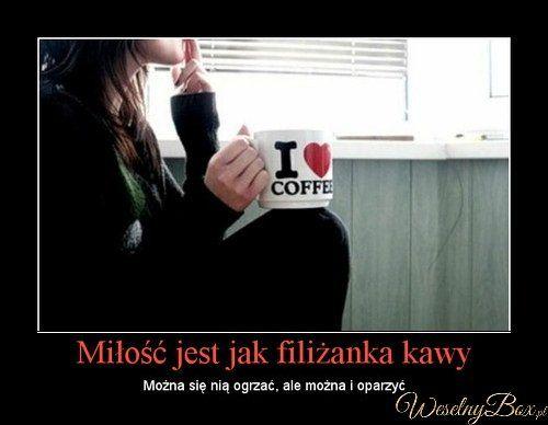 Miłość jest jak...