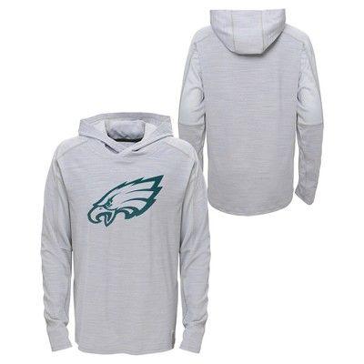 Activewear Sweatshirt NFL Philadelphia Eagles Team Color M, Boy's